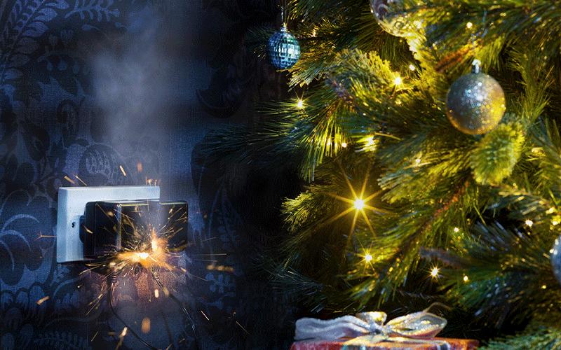 unplug your christmas tree