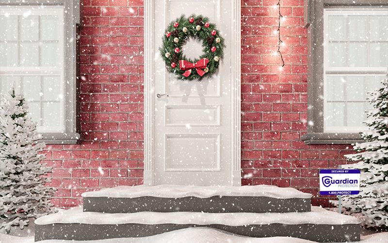 protect your home during the holidays