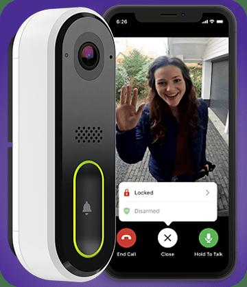 Video Doorbell Pro smart actions feature